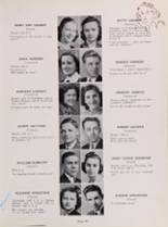 1939 McKinley High School Yearbook Page 94 & 95