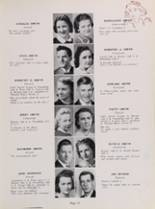 1939 McKinley High School Yearbook Page 100 & 101