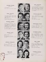 1939 McKinley High School Yearbook Page 102 & 103