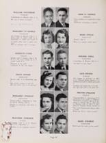 1939 McKinley High School Yearbook Page 104 & 105