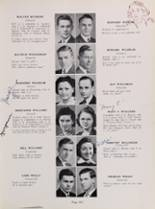 1939 McKinley High School Yearbook Page 110 & 111