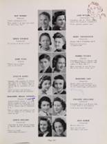 1939 McKinley High School Yearbook Page 112 & 113