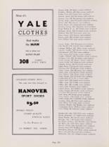 1939 McKinley High School Yearbook Page 264 & 265