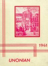 1961 Yearbook Malta & McConnelsville High School