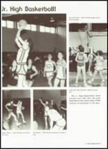 1988 Sheffield High School Yearbook Page 70 & 71