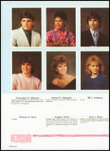 1988 Sheffield High School Yearbook Page 86 & 87