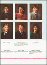 1988 Sheffield High School Yearbook Page 92 & 93