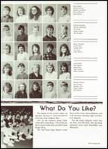1988 Sheffield High School Yearbook Page 108 & 109