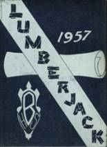 1957 Yearbook Bemidji High School
