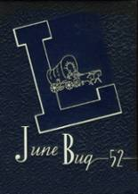 1952 Yearbook Leavenworth High School