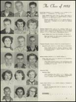 1952 Leavenworth High School Yearbook Page 24 & 25