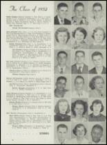 1952 Leavenworth High School Yearbook Page 26 & 27
