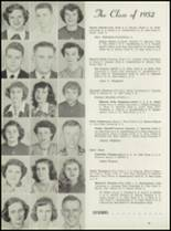 1952 Leavenworth High School Yearbook Page 30 & 31