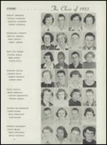 1952 Leavenworth High School Yearbook Page 34 & 35