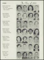 1952 Leavenworth High School Yearbook Page 36 & 37