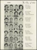 1952 Leavenworth High School Yearbook Page 38 & 39