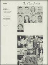1952 Leavenworth High School Yearbook Page 40 & 41