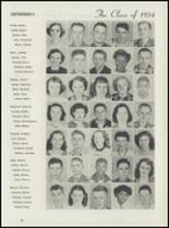 1952 Leavenworth High School Yearbook Page 42 & 43
