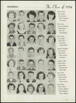 1952 Leavenworth High School Yearbook Page 44 & 45