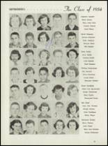 1952 Leavenworth High School Yearbook Page 48 & 49