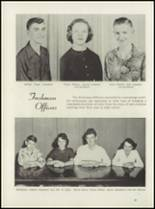 1952 Leavenworth High School Yearbook Page 50 & 51