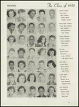 1952 Leavenworth High School Yearbook Page 52 & 53