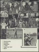 1952 Leavenworth High School Yearbook Page 54 & 55