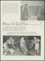 1952 Leavenworth High School Yearbook Page 58 & 59