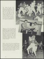 1952 Leavenworth High School Yearbook Page 60 & 61