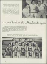 1952 Leavenworth High School Yearbook Page 62 & 63