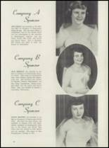 1952 Leavenworth High School Yearbook Page 70 & 71