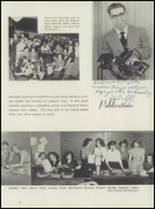 1952 Leavenworth High School Yearbook Page 78 & 79