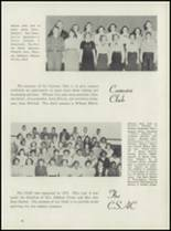 1952 Leavenworth High School Yearbook Page 86 & 87