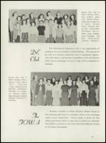 1952 Leavenworth High School Yearbook Page 88 & 89