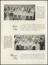 1952 Leavenworth High School Yearbook Page 90 & 91
