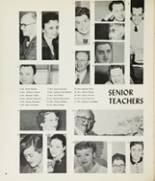 1958 Wingate High School Yearbook Page 10 & 11