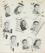 1958 Wingate High School Yearbook Page 50 & 51