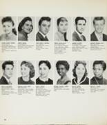 1958 Wingate High School Yearbook Page 60 & 61