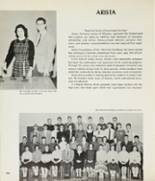 1958 Wingate High School Yearbook Page 110 & 111