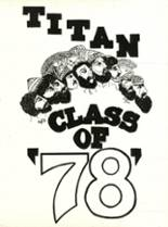 1978 Yearbook Tussey Mountain High School