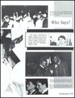 1990 Danville High School Yearbook Page 16 & 17