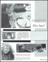 1990 Danville High School Yearbook Page 24 & 25
