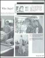 1990 Danville High School Yearbook Page 48 & 49