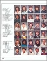 1990 Danville High School Yearbook Page 54 & 55