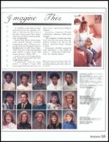 1990 Danville High School Yearbook Page 56 & 57