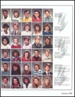 1990 Danville High School Yearbook Page 58 & 59