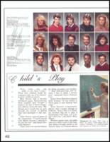 1990 Danville High School Yearbook Page 66 & 67
