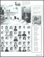 1990 Danville High School Yearbook Page 76 & 77