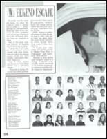 1990 Danville High School Yearbook Page 100 & 101