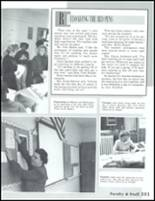 1990 Danville High School Yearbook Page 104 & 105